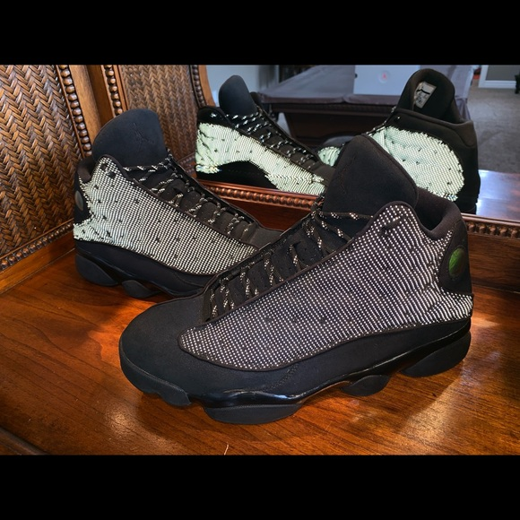 "c54041b2bfea Jordan Other - 🔥 Nike Air Jordan 13 Retro ""Black Cat"" 🔥"